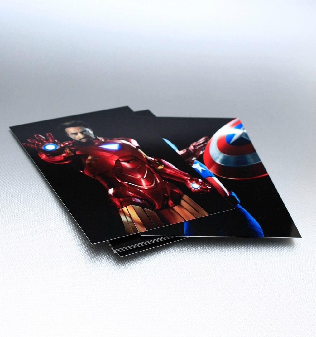 Купить почтовые открытки