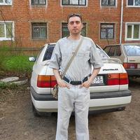 Анкета Андрей Сулейкин