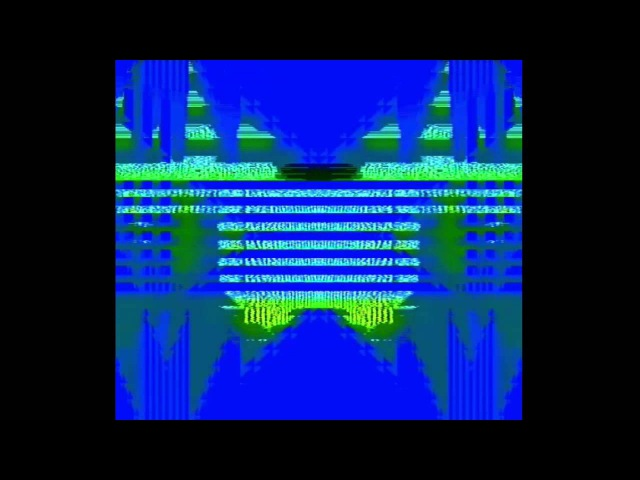 Bpmc glitch mix b synthesized landscapes of sorts