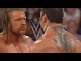 WWE Wrestlemania 21 - Batista vs Triple H World Heavyweight Championship Full Match