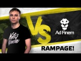WATCH FIRST: RAMPAGE! by Ditya Ra vs Ad Finem @ The Summit 5