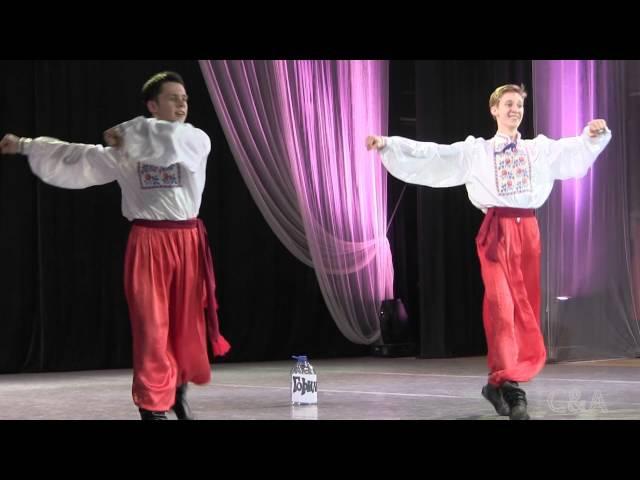 Гопак Горилка Народный Украинский Танец Ukrainian Gopak Gorilka Dance