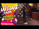 """Federica Falzon covers """"Pacify Her"""" at the Wiwi Jam, Hard Rock Cafe Malta"""
