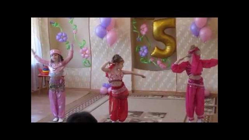 Танец восточных красавиц