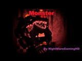 SFM FNAF Monster By Skillet (Non-FNaF Song!)