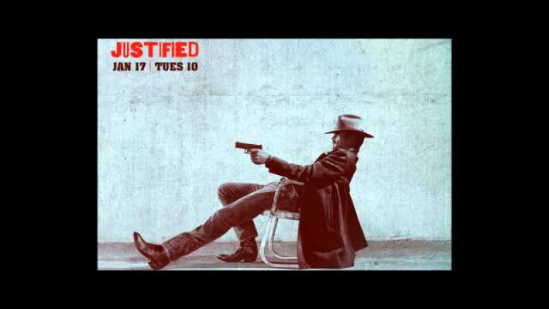Darrell Scott - You'll never leave Harlan alive (Justified)