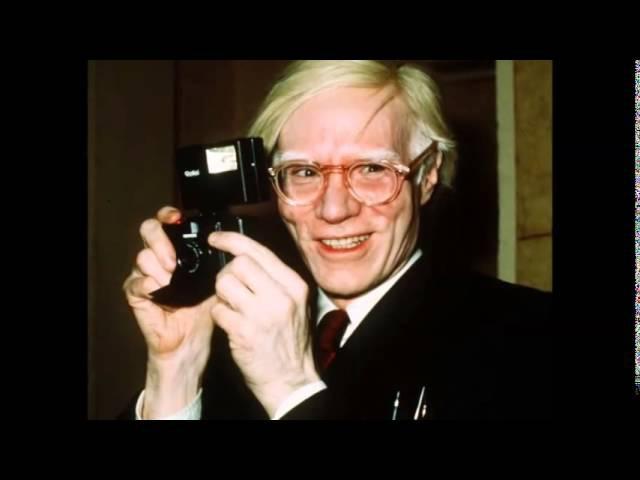 Академик поп-арта Энди Уорхол (Andy Warhol)