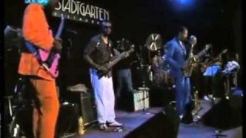 Ornette Coleman Prime Time feat Jamaaladeen Tacuma - Cologne 1987