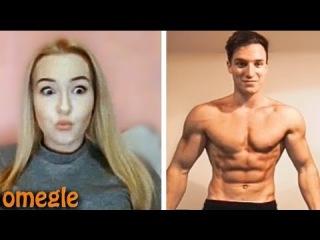 Aesthetics on Omegle - Girls mirin Compilation Fitness Motivation Sascha Huber Jeff Seid Zyzz