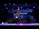 Kenzo Alvares FRONTROW World of Dance Argentina Qualifier