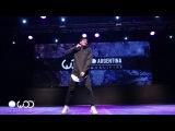 Kenzo Alvares FRONTROW World of Dance Argentina Qualifier