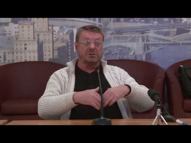 Андрей Девятов о зиккурате