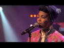Imany Don't be so shy live dans le Grand Studio RTL
