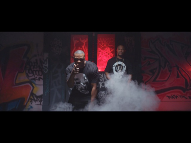 Bishop Lamont - Back Up Off Me feat. Xzibit - [Official Music Video]