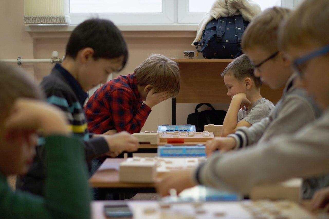 IV Открытое первенство Москвы среди школьников по сёги
