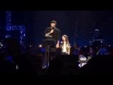 LIVE: Баста поет песню со своей дочкой Марией