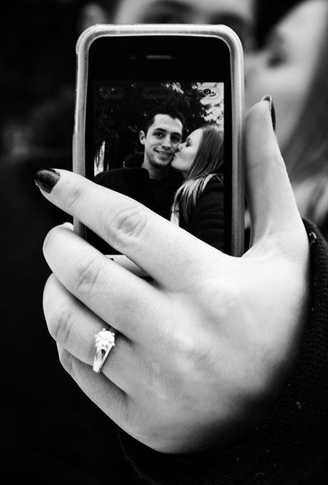 KxkClSq8q7I - Ring Selfi – необычная себяха (70 фото)