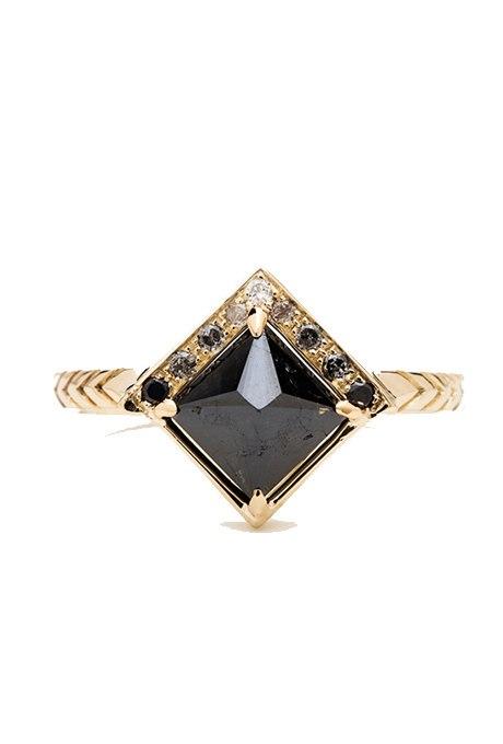 e07UIEhdeQg - 25 Обручальных колец BLACK DIAMOND