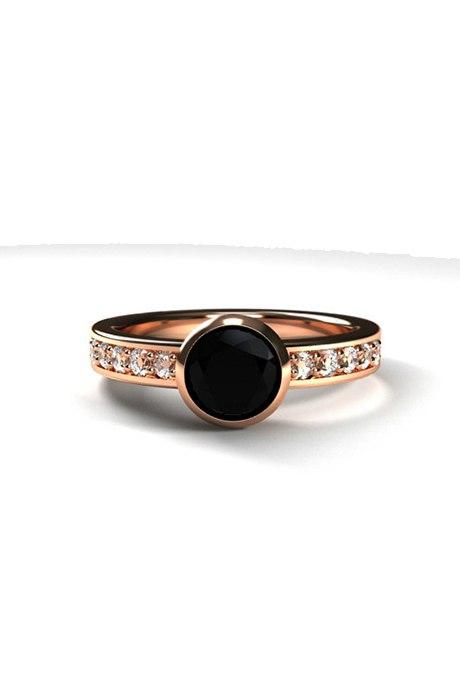 99sWF6TL Hw - 25 Обручальных колец BLACK DIAMOND