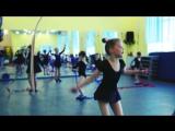 Открытый урок по Художественной гимнастики под руководством Разореновой Влады Олеговной 31 мая 2016.г