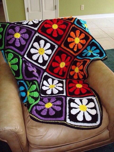 针织婴儿毯子和床罩 - maomao - 我随心动