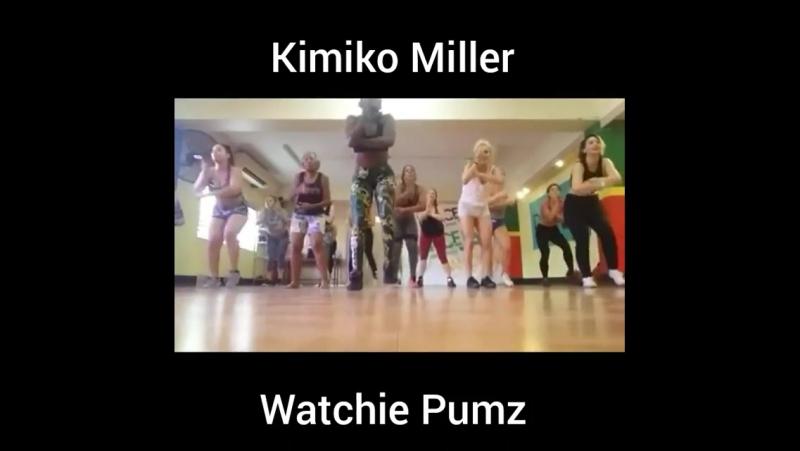 Watchie pumz