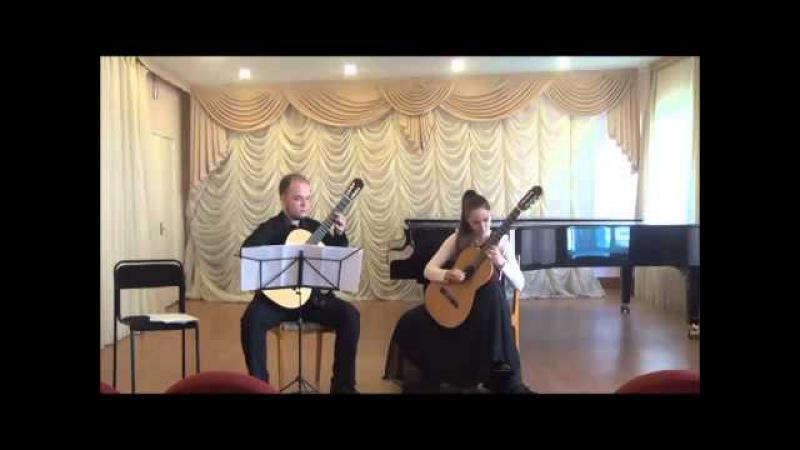 М. Ганги - Итальянская сюита 2 частьM. Gangi - Suite Italiana part 2