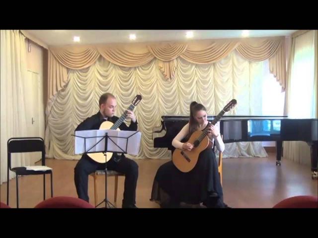 Марио Ганги - Итальянская сюита 3 частьM. Gangi - Suite Italiana part 3