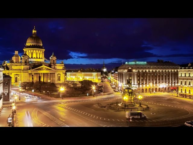 Санкт-Петербург \ Питер - Столица мира | Saint-Petersburg - Capital of the world
