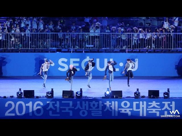 160527 샤이니(SHINee) - View @전국생활체육대축전 개회식 직캠/Fancam by -wA-