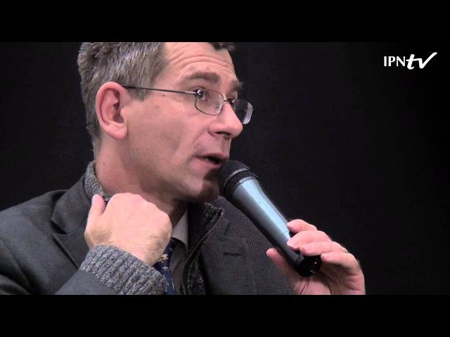IPN TV - Konfrontacje Antoniego Dudka z Grzegorzem Motyką (11.12.2013)
