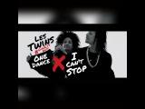 Les Twins(Laurent and Larry) Perform LiveOne Dance - I Can't Stop Perkins Park(Stuttgart) HD.2016