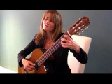 Samantha Wells performs