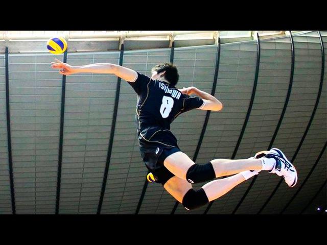 Top 10 Volleyball Attacks by Yūki Ishikawa
