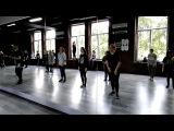 Pop Style - Drake feat. Jay Z &amp Kanye West Choreography by Sasha Putilov Group 2