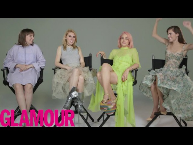 How Well Does the Cast of Girls Really Know Each Other? | Glamour
