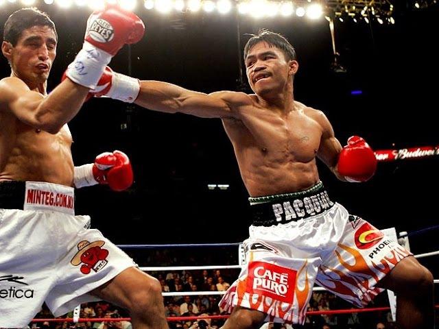 Manny Pacquiao vs Erik Morales (III)