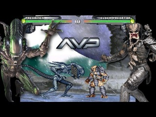 Alien vs Predator M.U.G.E.N - 2013 Updated (Download) AVP free PC game