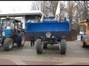 Парад коммунальной техники. Белгород