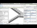Проектирование сборных лестниц в Revit