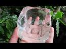Очистка воды методом заморозки Вода для кристаллов