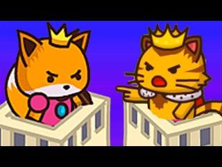 УДАРНЫЙ ОТРЯД КОТЯТ #4 Видео игра МУЛЬТИК про котиков для детей малышей Strike Force Kitt...
