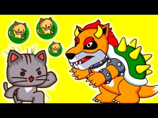 УДАРНЫЙ ОТРЯД КОТЯТ #1 Видео игра МУЛЬТИК про котиков для детей малышей Strike Force Kitt...