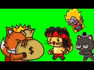 УДАРНЫЙ ОТРЯД КОТЯТ #3 Видео игра МУЛЬТИК про котиков для детей малышей Strike Force Kitt...