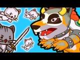 УДАРНЫЙ ОТРЯД КОТЯТ #2 Видео игра МУЛЬТИК про котиков для детей малышей Strike Force Kitt...