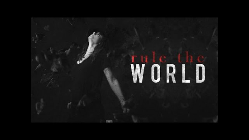 ● Multifandom | Rule the World