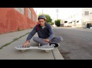 RipStik Tutorials How to Ollie Up a Curb HD