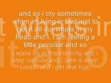 Whats Going On - 4 Non Blondes lyrics
