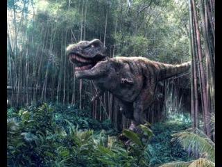 Супер сражение динозавров 2 часть, Совершенные хищники (Документальный фильм 2015)