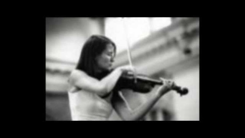 BACH Partita per Violino N2 I Allemanda 16